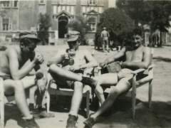 Enlisted Mens Club,  May 1946