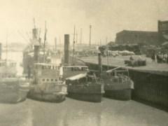 Hae Ho River, 1946