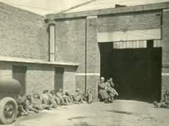 Japanese Prisoners of War in Tientsin, China 1946