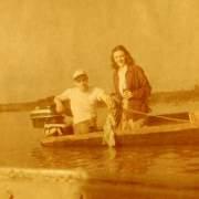 Wateree Lake, ca. 1950